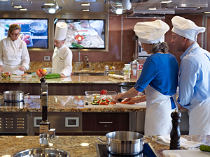 Culinary Classes, Oceania Cruises