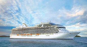 Oceania Cruises' Riviera - Courtesy of Oceania Cruises