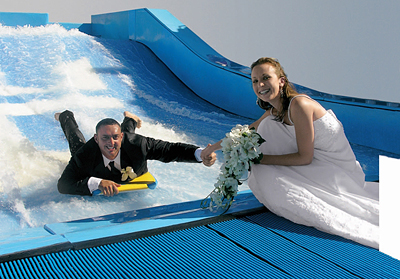 Cruise ship weddings available at sea the cruise web blog for Royal caribbean cruise wedding