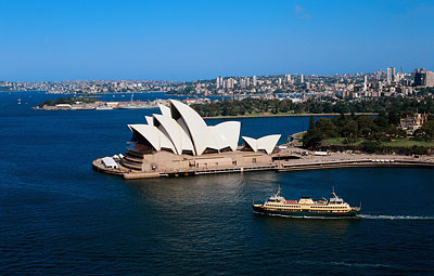 Sydney Harbour in Australia