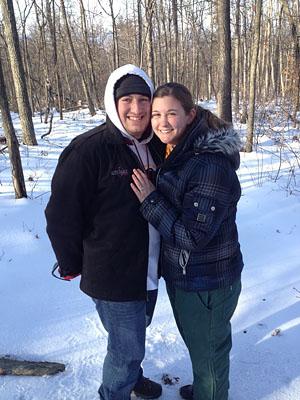 Sammie's Engagement