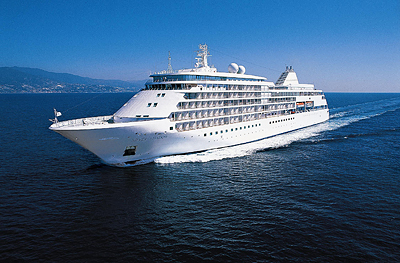 Silver Shadow - Photo courtesy of Silversea Cruises
