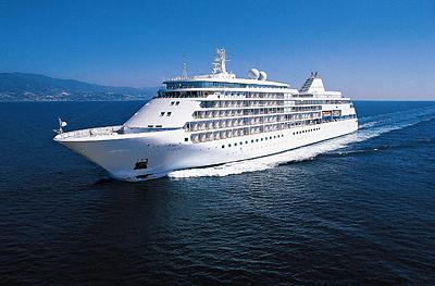 Silver Shadow - Photo courtesy of Silversea Cruises