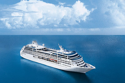 A rendering of the Royal Princess - Courtesy Princess Cruises