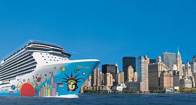 Breakaway Rendering - Photo courtesy of Norwegian Cruise Line