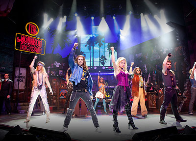 Rock of Ages Rendering - Photo courtesy of Norwegian Cruise Line