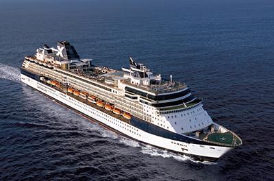 Celebrity Summit - Photo courtesy of Celebrity Cruises