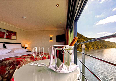 Panorama Suite - Photo courtesy of Avalon Waterways