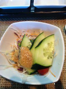 Teppanyaki Seaweed Salad Appetizer
