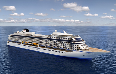 Rendering of the Viking Star - Photo courtesy of Viking Cruises