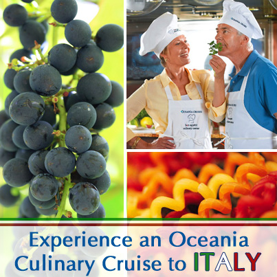 Experience a Culinary Cruise with Oceania