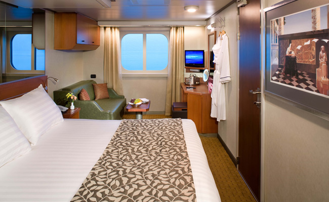Oceanview Stateroom (Holland America)