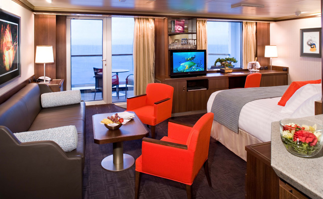 Veranda Suite (Holland America)