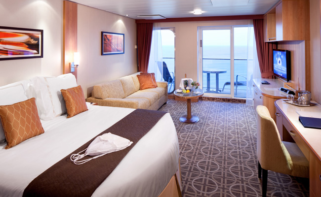 Celebrity Cruises' AquaClass Suite