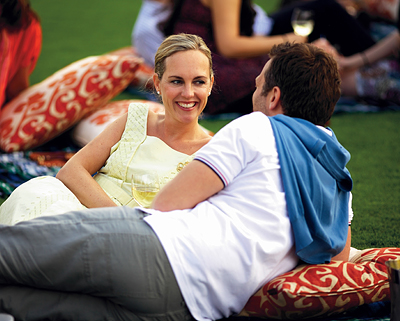 The Lawn on Celebrity - photo courtesy of Celebrity Cruises