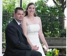 Heather and Luke Hansen