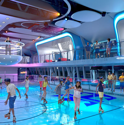 SeaPlex - Photo courtesy of Royal Caribbean International
