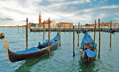 Sail to Venice on the new Regal Princess on her maiden voyage in May 2014. Photo courtesy of Princess Cruises.