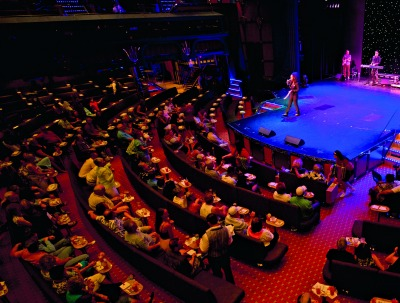 Carnival LIVE. Photo courtesy of Carnival Cruise Lines.