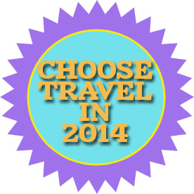 Choose Travel in 2014