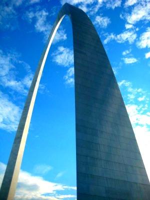 St. Louis' Gateway Arch