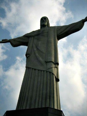 Christ the Reedemer in Rio.