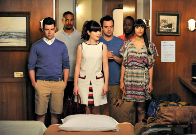 New Girl airs Tuesdays on FOX.