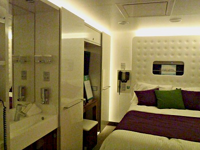 Studio Cabin on the Norwegian Breakaway