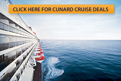 Photo Courtesy of Cunard Line.