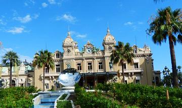 Casino in Monte Carlo, Monaco