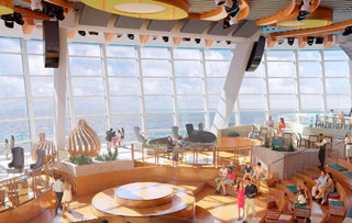 Royal Caribbean Two70 - Courtesy of Royal Caribbean
