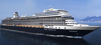 Holland America ms Koningsdam ship