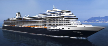 Holland America ms Koningsdam ship