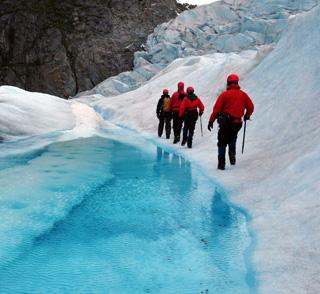 Mendenhall Glacier Exploration