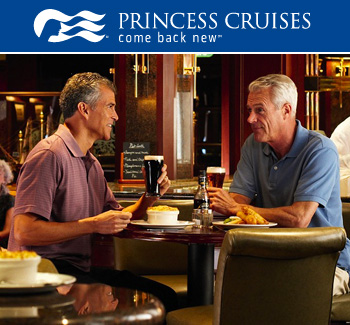 Princess Cruises Seawitch Craft Beer