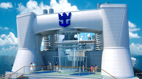 RipCord by iFly - Courtesy of Royal Caribbean