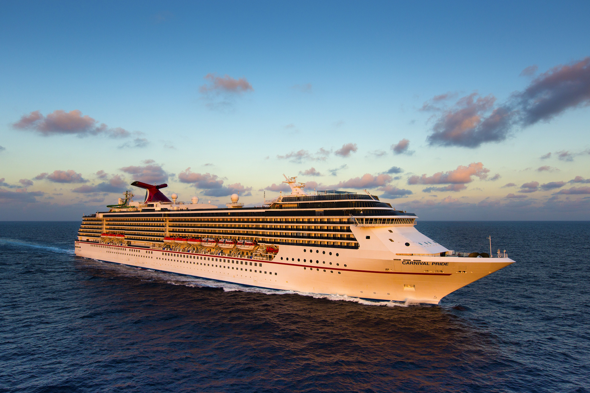 Carnival Pride Is Back In Baltimore The Cruise Web Blog