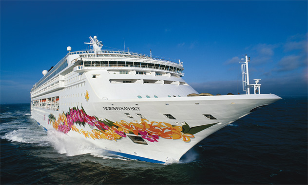 norwegian cruise line blog