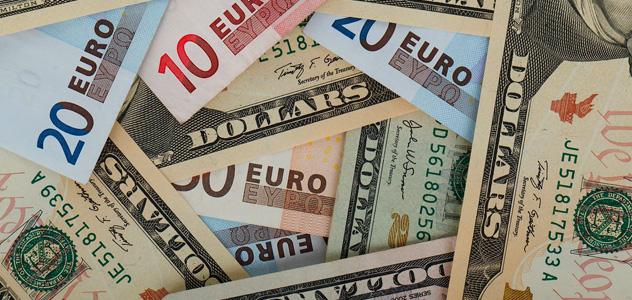 Euro vs US Dollar