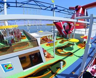 Carnival Vista SportSquare
