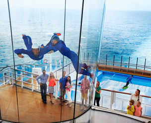Ovation of the Seas - RipCord by iFLY