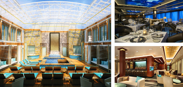 The Haven - Courtesy of Norwegian Cruise Line