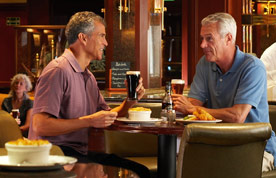 Pub Dining - Courtesy of Princess Cruises