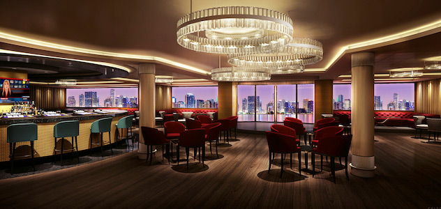 Skyline Bar - Courtesy of Norwegian Cruise Line