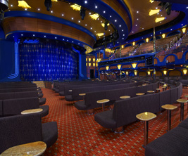 Breeze Theater - Courtesy of Carnival Cruise Lines