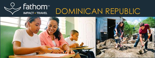 Fathom Travel: Dominican Republic