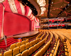 Theater aboard Independence of the Seas - Courtesy of Royal Caribbean