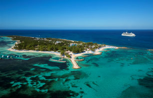 CocoCay - Courtesy of Royal Caribbean