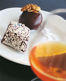 MSC Cruises chocolate
