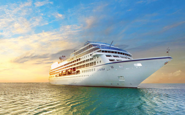 Oceania Cruises' 'Sirena' Christened In Style | The Cruise Web Blog